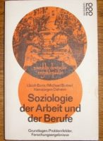 Soziologie der Arbeit und der Berufe