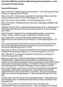 Selected Bibliography (Methodological Cosmopolitanism)
